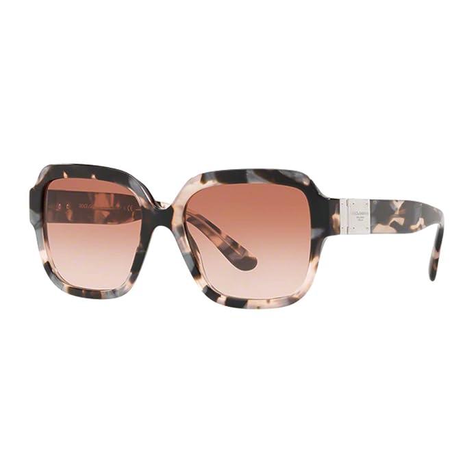 Ray-Ban 0DG4336, Gafas de Sol para Mujer, Pearl Grey Havana, 56: Amazon.es: Ropa y accesorios