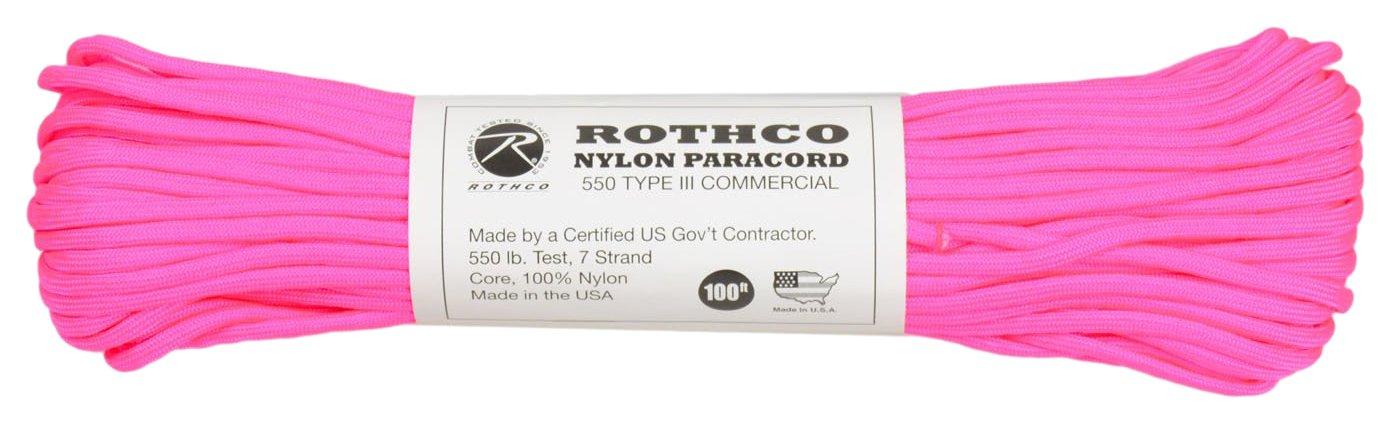 Rothco Nylon Paracord