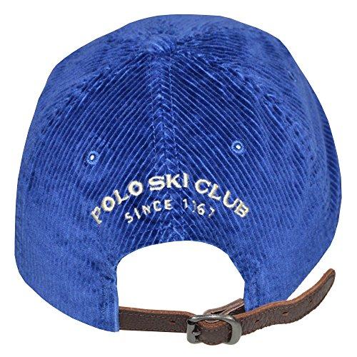 Casquette en velours côtelé Polo Ralph Lauren - Club Royal - Taille unique   Amazon.fr  Vêtements et accessoires 1b6ef748086