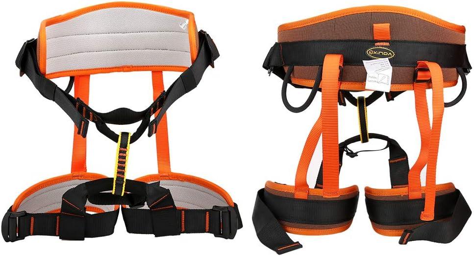 Arnés de escalada, protección de cintura y cadera, cinturón ...