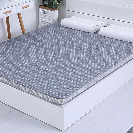 SHIN Colchón japonés Plegable Tatami futón, colchón de Piso ...