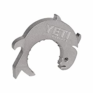 YETI Tarpon Beverage Entry Tool Bottle Opener
