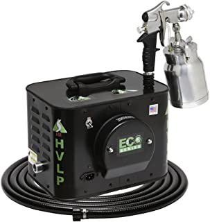 product image for ApolloSpray Apollo ASI-HVLP ECO-4, 4-Stage Turbo Spray System Complete with 5011 Spray Gun and 20' Air Hose
