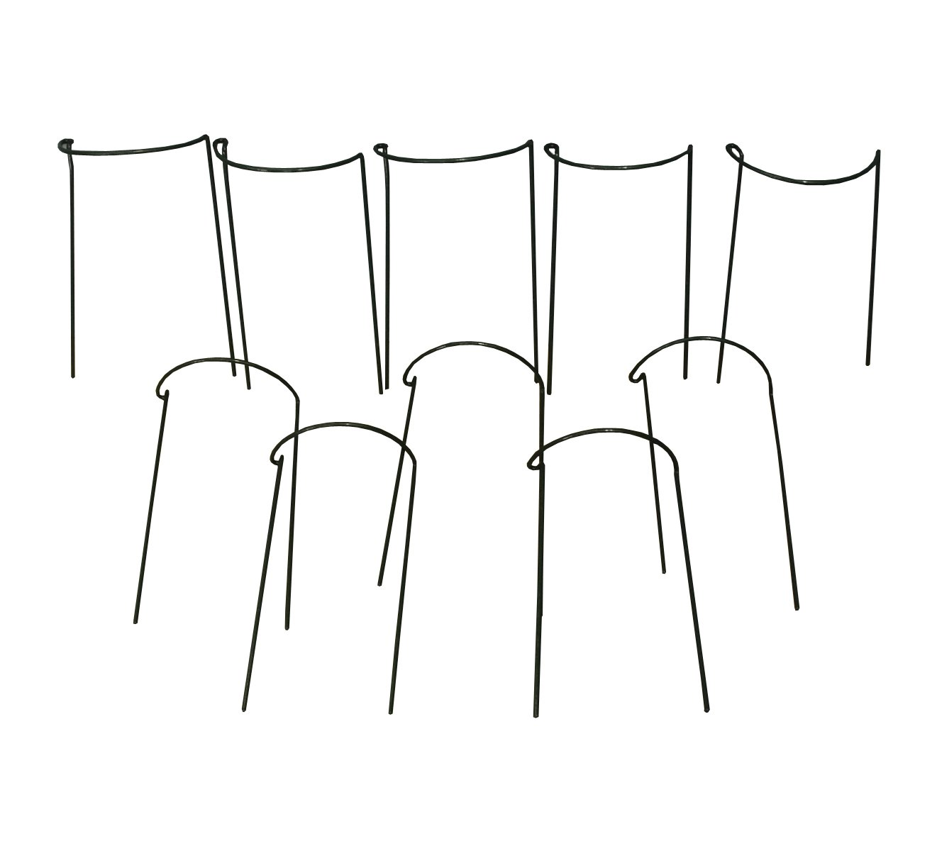 Selections Gard n Hoop Plant Support System 20 x 35 Centimeter (Pack of 10)
