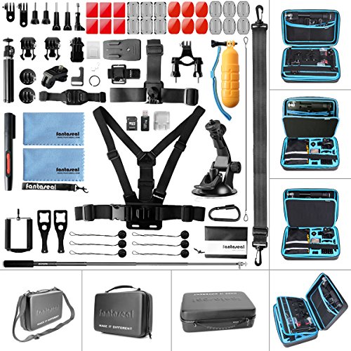 Ultimate 70in1 Combo for GoPro Accessories Kit Pack GoPro...
