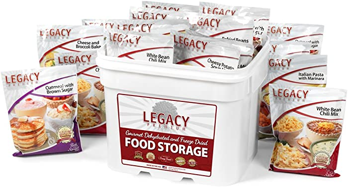 Top 10 Legacy Storable Food