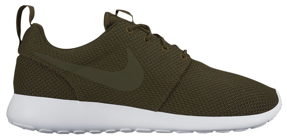 [ナイキ] M819881 NIKE ROSHE ONE RETRO 549733 B071X46SFV US07.0 Dark Loden/White/Dark Loden