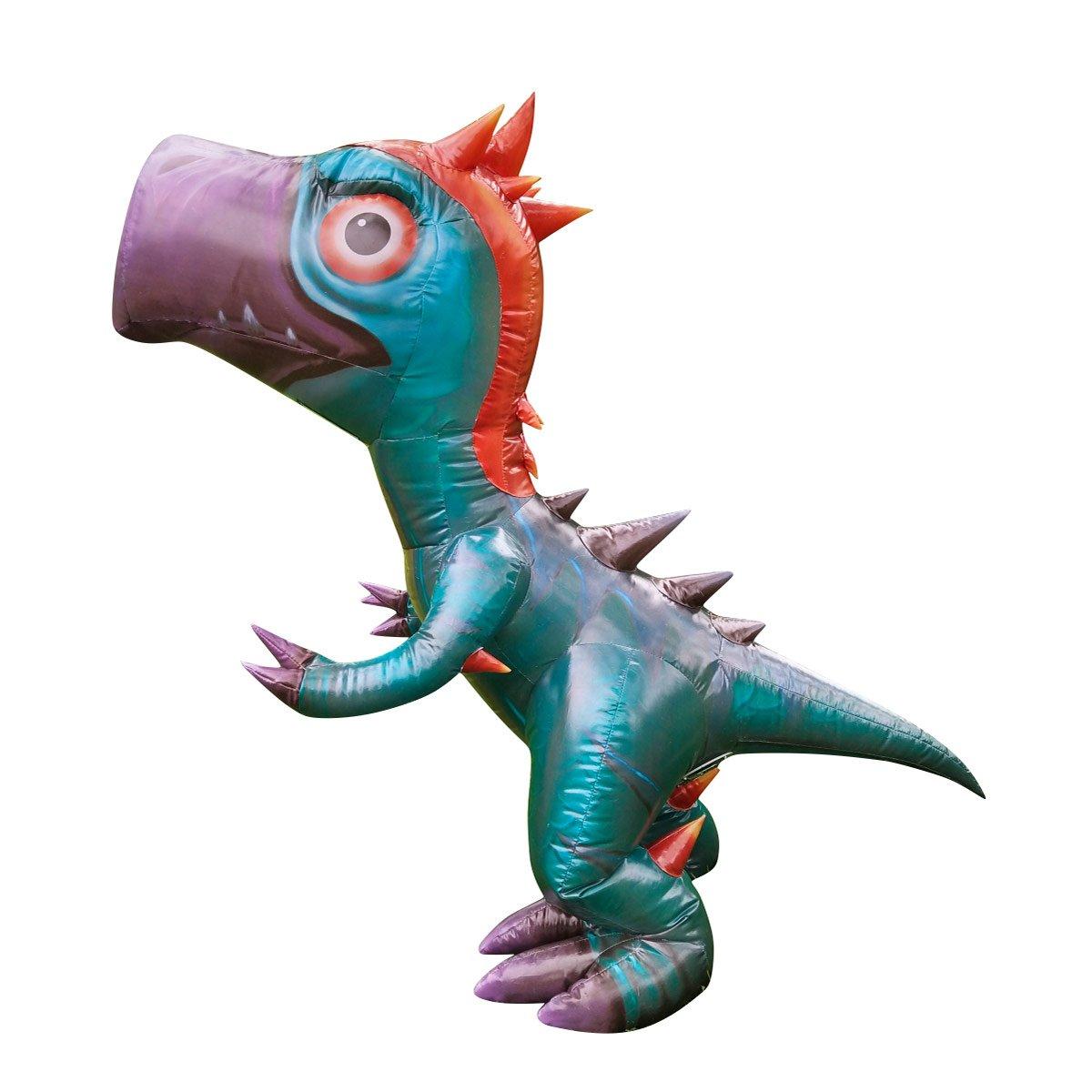 Amazon.com: Parrot dinosaurio traje de disfraz de adulto de ...