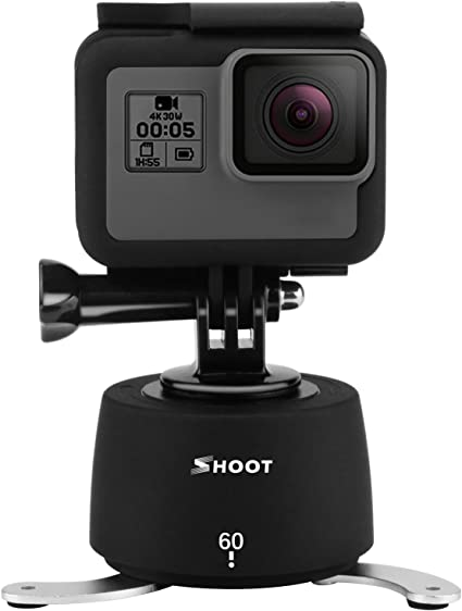 D/&F Treppiede Flessibile monopiede spugna per GoPro SJCAM /& Smart Phone M