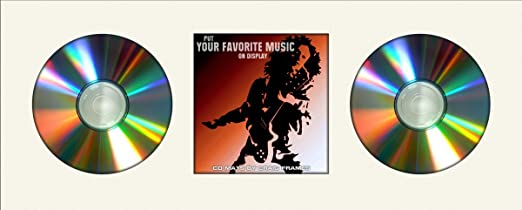 Craig Frames 7x12 Burgundy CD Display Mat Complete w//1-Inch Wide Black Frame CD1WB3BGDY