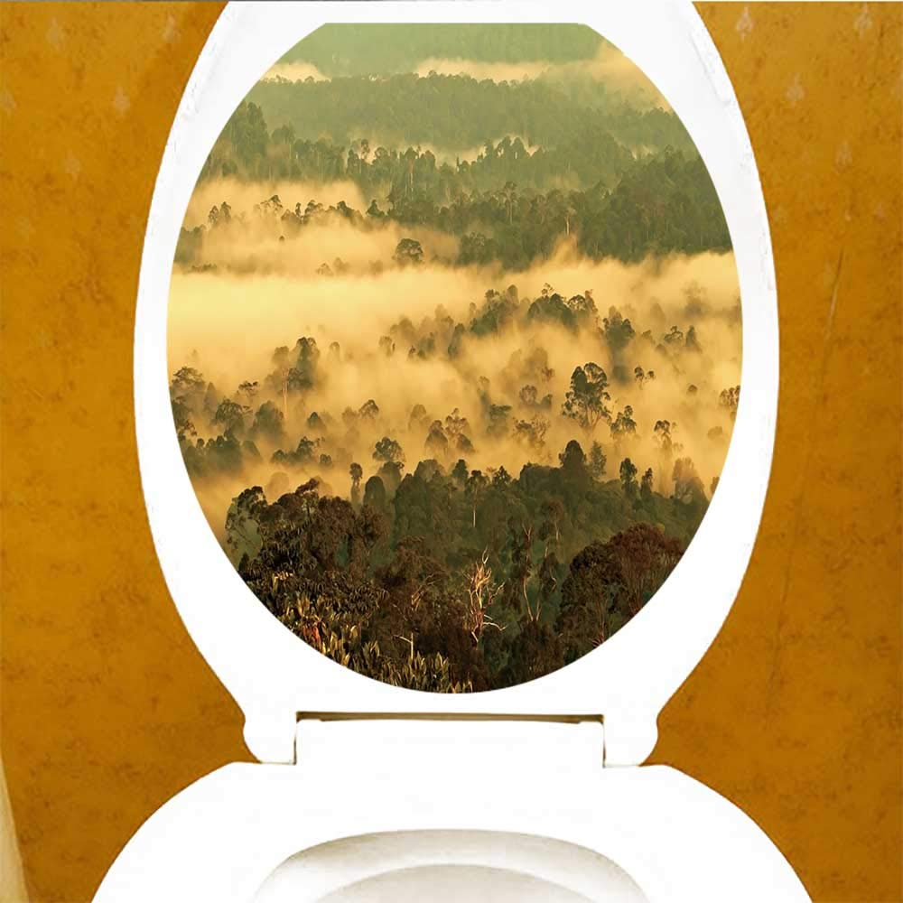 Cool Amazon Com Socomimi Toilet Seat Wall Stickers Paper Danum Caraccident5 Cool Chair Designs And Ideas Caraccident5Info