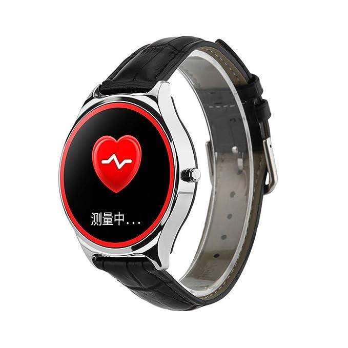 Amazon.com: FINME CJ69 - Reloj inteligente deportivo con ...