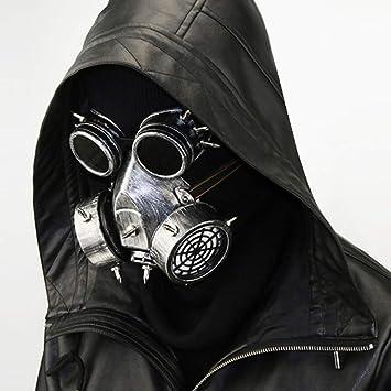 Halloween Horror Máscara De Gas, Steampunk Máscara De Nariz, Cosplay Atrezzo para La Ropa
