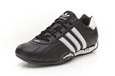 buying new new lifestyle crazy price adidas Originals adiRacer Good Year G16082 Herren Turnschuhe tief  geschnitten, Schwarz