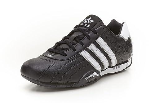 adidas Originals adiRacer Good Year G16082 Herren Turnschuhe tief geschnitten, Schwarz