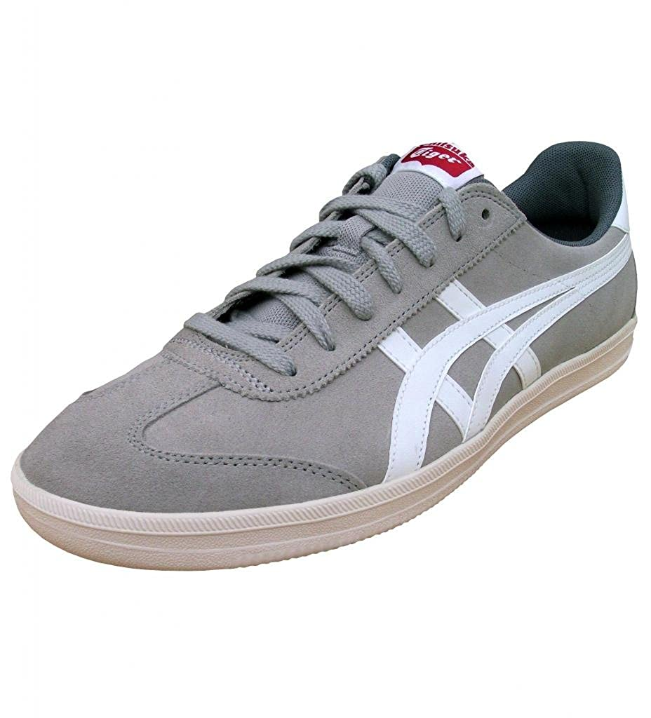 pretty nice 0250b 687da Onitsuka Tiger Asics Tokuten Men's Retro Sports Suede Leather Trainers  Shoes Grey