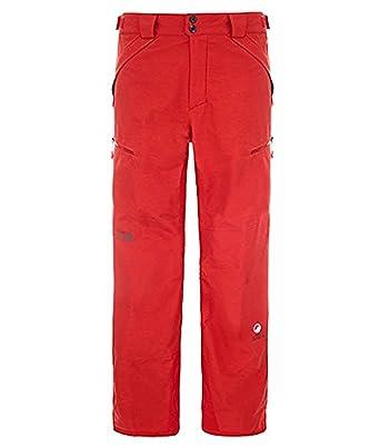 54d49f9ec681 Amazon.com  The North Face Mens NFZ Gore-TEX Pants Fiery RED ...