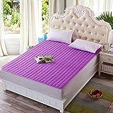 FDCVS Bedroom Comfortable Breathable Tatami mats Mattress, [thin] Mattress Student [dorm room] Mattress-F 120x200cm(47x79inch)