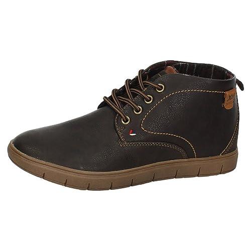 XTI 47088 BOTÍN DE Moda XTI Hombre Botas-Botines: Amazon.es: Zapatos y complementos