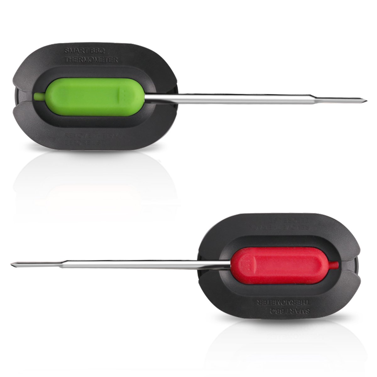 Soraken Stainless Steel Probe for Thermometer (green-red)