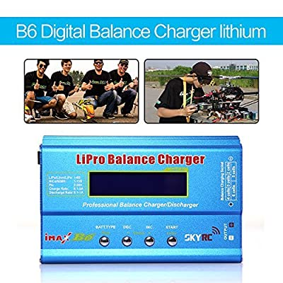 SKYRC iMAX B6 100% Original OEM Digital Rc Lipo Battery Balance Charger One Year Warranty
