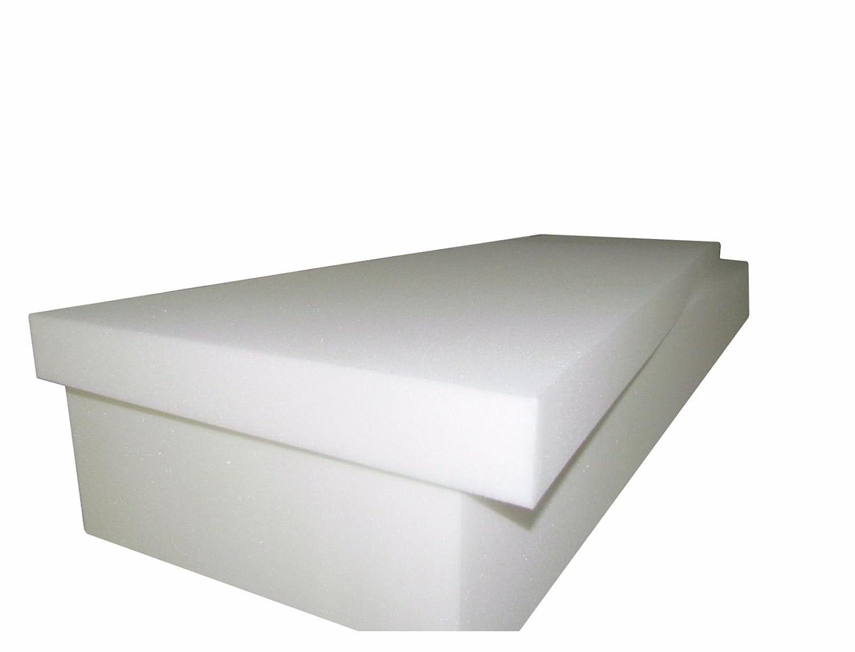 Upholstery Foam Slab Medium Firm Replacement Foam Cushion 1536 Isellfoam Upholstery Foam Cushion 5 T x 27 W x 80 L Foam Padding