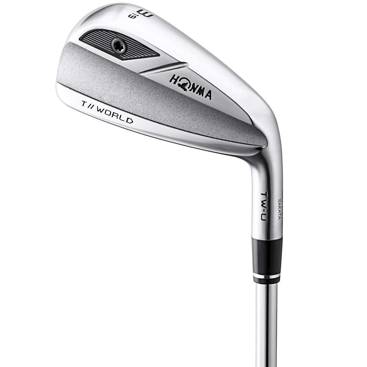 本間ゴルフ T//WORLD TW-U3 アイアン型ユーティリティ VIZARD For TW747 カーボン メンズ 3290000894310027 右 ロフト角:19度 番手:#3 フレックス:S B07NSKHMV9