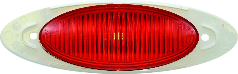 Optronics 00212367P Red LED Marker Light
