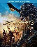 Dragonheart 3: The Sorcerer's Curse [Blu-ray + DVD + Digital HD] (Bilingual)