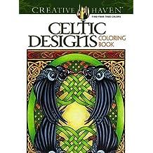 Creative Haven Celtic Designs Coloring Book