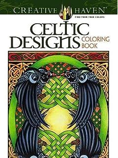 Creative Haven Celtic Designs Coloring Book Adult