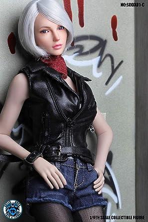54dddf10cffff 1 6 フィギュア 用 アクセサリー フィメール SUPER DUCK SDDX01-C 美人女性