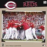 Turner - Perfect Timing 2014 Cincinnati Reds Team Wall Calendar, 12 x 12 Inches (8011413)