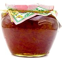 杰姆 Rose petals jam 玫瑰酱 果酱面包酱烘焙酱(果肉型)680g(保加利亚进口)(特卖)
