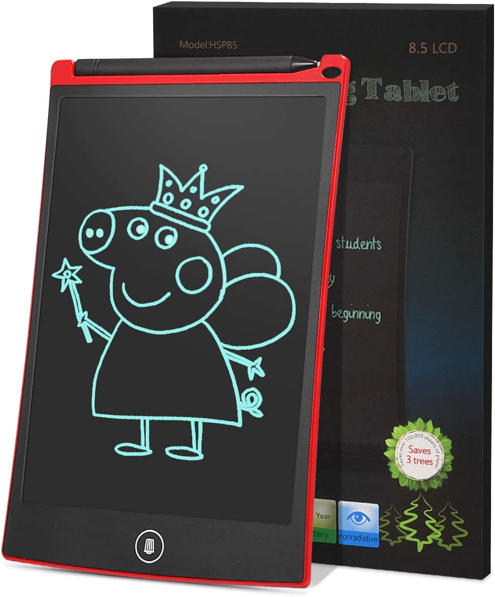 EUTOYZ Tableta de Escritura LCD Niños-Mejores Regalos