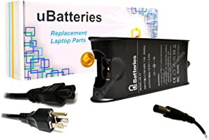 UBatteries Compatible 19.5V 65W AC Adapter Charger Replacement for Dell ChromeBook 11 3120 3180 3189 / Inspiron 10z / Inspiron 11 11z 1110 1120 1121 1122 M102z / Inspiron 11 3135 3137 3138 Series