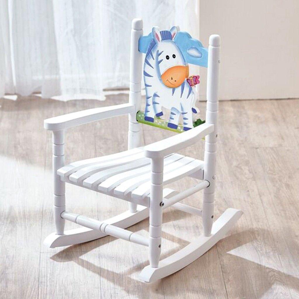 Amazon.de: Schaukelstühle Kinderzimmer Spielzeug Baby Schaukelstuhl ...