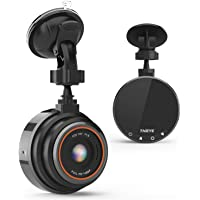 THiEYE Dash Cam 1080P Full HD Car DVR Dashboard Camera Recorder with Super Wide Angle, WDR, Loop Recording, Parking Monitor, G-Sensor and Clear Night Vision(Safeel Zero)
