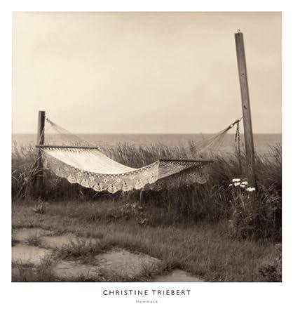 ART PRINT Hammock Christine Triebert
