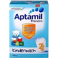 (跨境自营)(包税) Aptamil 德国爱他美儿童配方奶粉2+段纸盒装(两周岁及以上) 600g