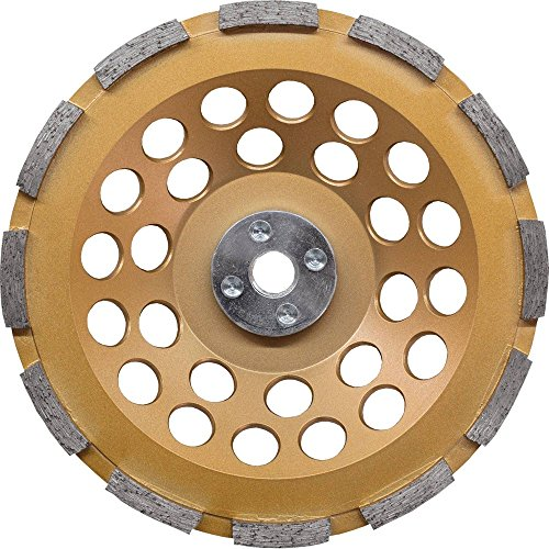 (Makita A-96207 Anti-Vibration Diamond Cup Wheel, Single Row, 7