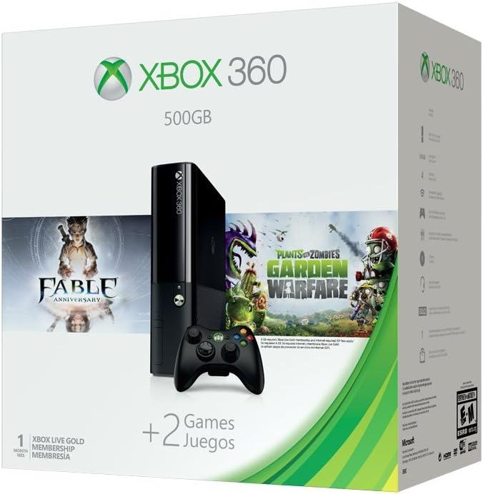 Amazon.com: Xbox 360 500GB Call of Duty Bundle: Video Games