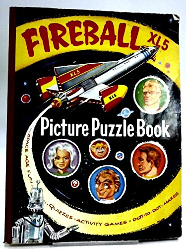 Fireball XL5: Picture Puzzle Book