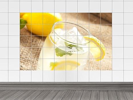 Piastrelle adesivo piastrelle immagine ristoro limoni limonata