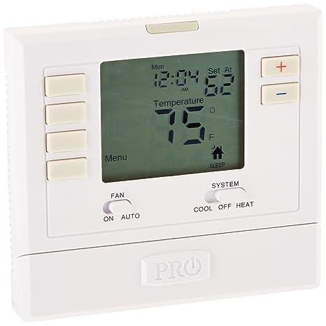 PRO1 T705 para soldador monofásico AC nuevo AL aire acondicionado termostato Digital programable