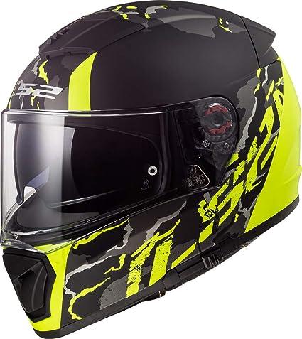 Amazon.es: LS2 Cascos de motocicleta FF390 Breaker FELINE ...