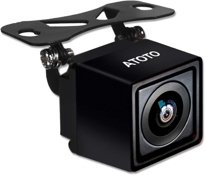 Atoto Ac Hd02 720p Rückfahrkamera Nachtsicht Elektronik