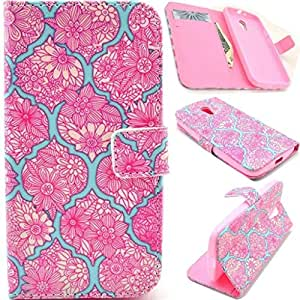 G2 Case,MOTO G2 Case,Ezydigital Carryberry MOTO G2 Leather Case,Folio Leather Stand [Wallet] Shell Cover with Card Holder Compatible with Motorola Moto G2 (2nd Gen)