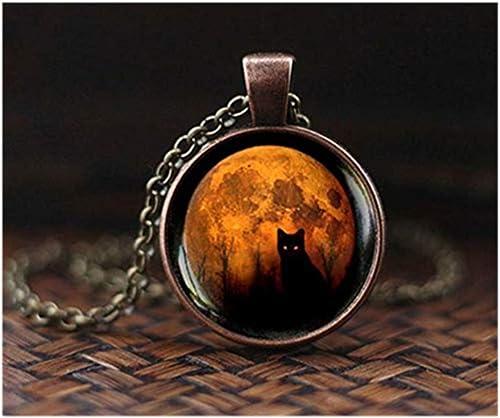 le collier lune chat