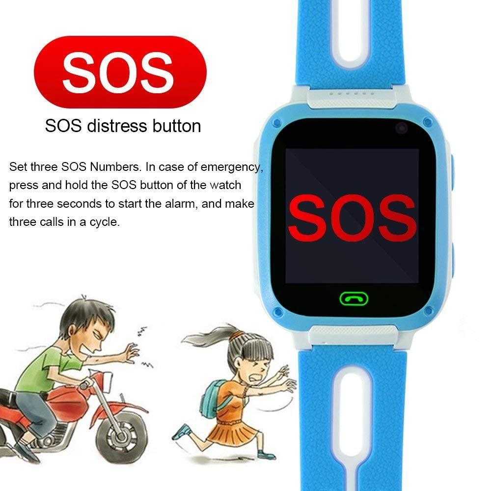 Smartwatch for Kids-TURNMEON Juego Infantil Reloj Inteligente para ...